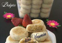 Bakpia tanpa telor tanpa margarin tanpa mixer by Umi Yasmin