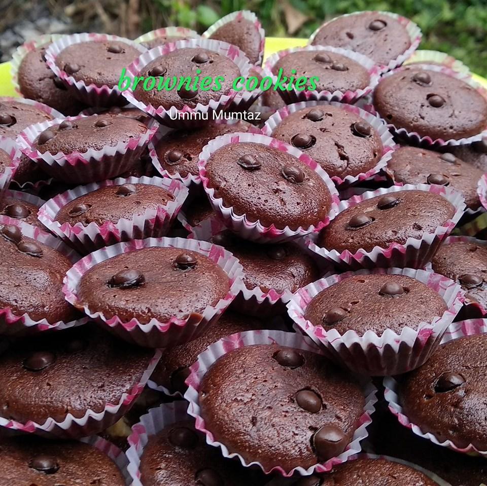 Brownies Cookies by Tien Ros