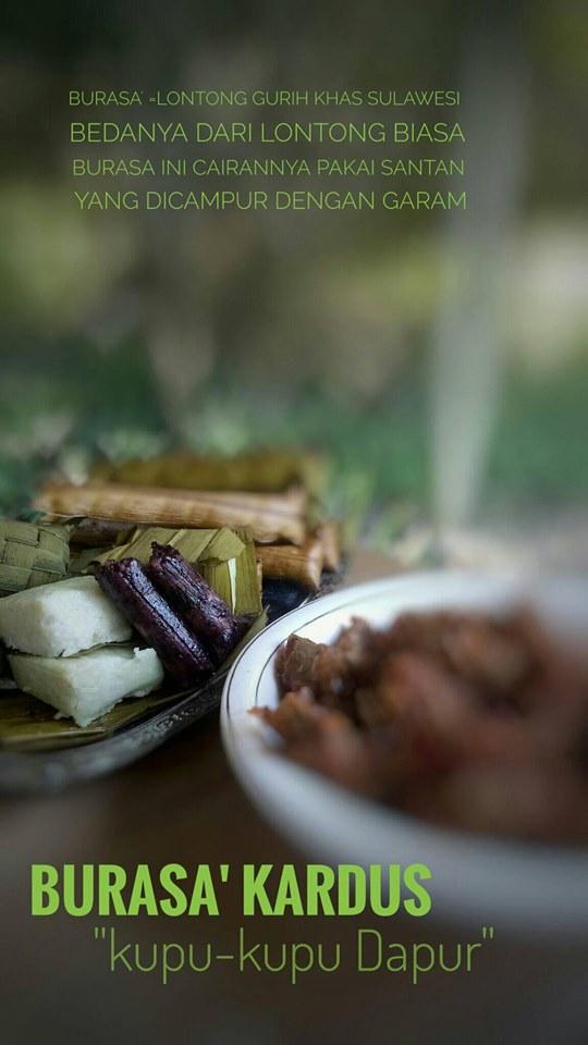 Burasa Khas Bugis by Khupu Khupu Dapur