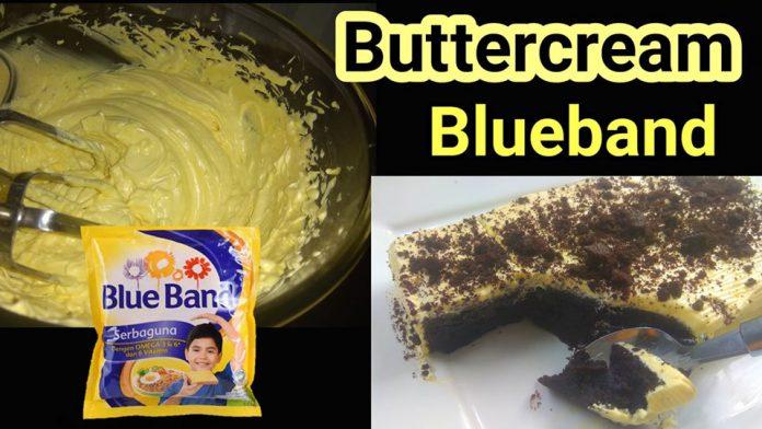 Buttercream Blueband by Sri Wee