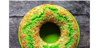 CAKE PUTIH TELUR by Dianfatma