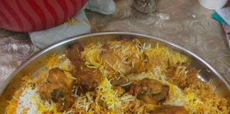 Chicken Briyani by Teh Neng Karawang