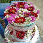 Chocolate cake metode au bain marie by Riza Aura Damarhati