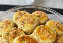 Garlic Cookies by Efi Yupitasari