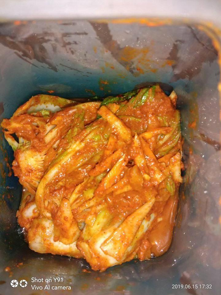 Kimchi by Vhina Sheshiana
