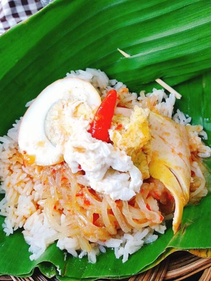 Nasi liwet solo ala mama Evan kitchen by Franziestca Cah'ayu