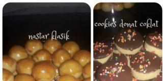 Nastar Classic/Jadoel dan Cookies donat by Neng Alya Dewina