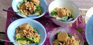 Resep Mie Ayam by Aria