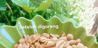 Resep kacang bawang yang pakai kacang kupas by Novie Kurnia Wardani