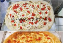 Resep pizza ala pawon ayu by Dyah Ayu Savitri