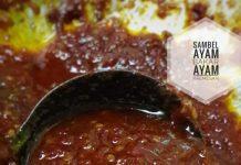 Sambal Ayam Bakar by Ummu Almer