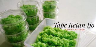 TAPE KETAN IJO by Saida Darajat