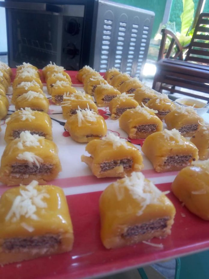 WAFER COOKIES by Gracia Ika