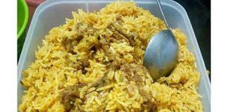 resep Nasi Biryani Kambing by Juliawati Bahrian
