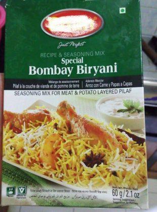 resep Nasi Biryani Kambing by Juliawati Bahrian 2