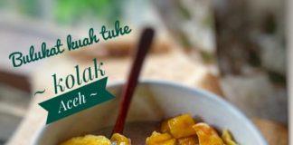 Bulukat Kuah Tuhe ~ Kolak Aceh by Bunga Safari