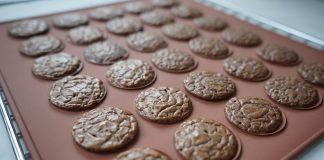 CRUNCHY BROWNIES COOKIES by Hendraacen