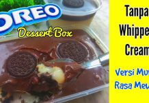OREO DESSERT BOX EKONOMIS by Sri Wee