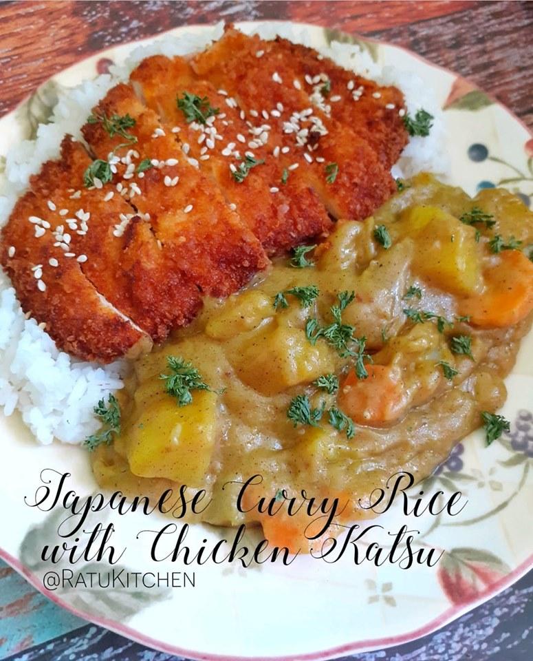 resep japanese curry rice by Sofiya Nur Intan