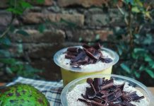 Avocado Coffelatte by Dianish's Kitchen
