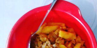 Ayam nanas saus kecap by Mak Enggar