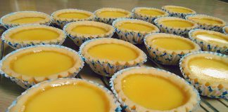 Egg Tart /Pie Susu resep Xander's Kitchen by Melody Liew 1