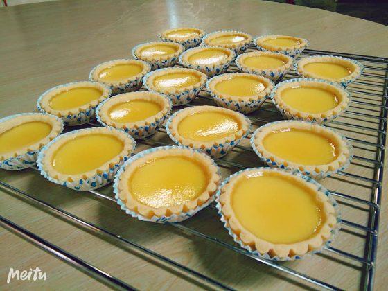 Egg Tart /Pie Susu resep Xander's Kitchen by Melody Liew 2