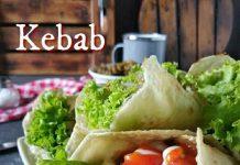 KEBAB TORTILLA by Nia Ma'ruf