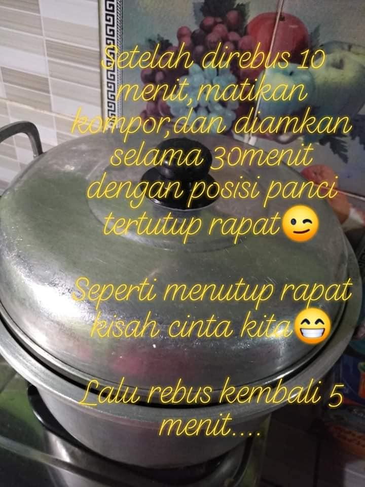 Metode 10 30 5 dalam memasak daging by Dewi Aisyah J