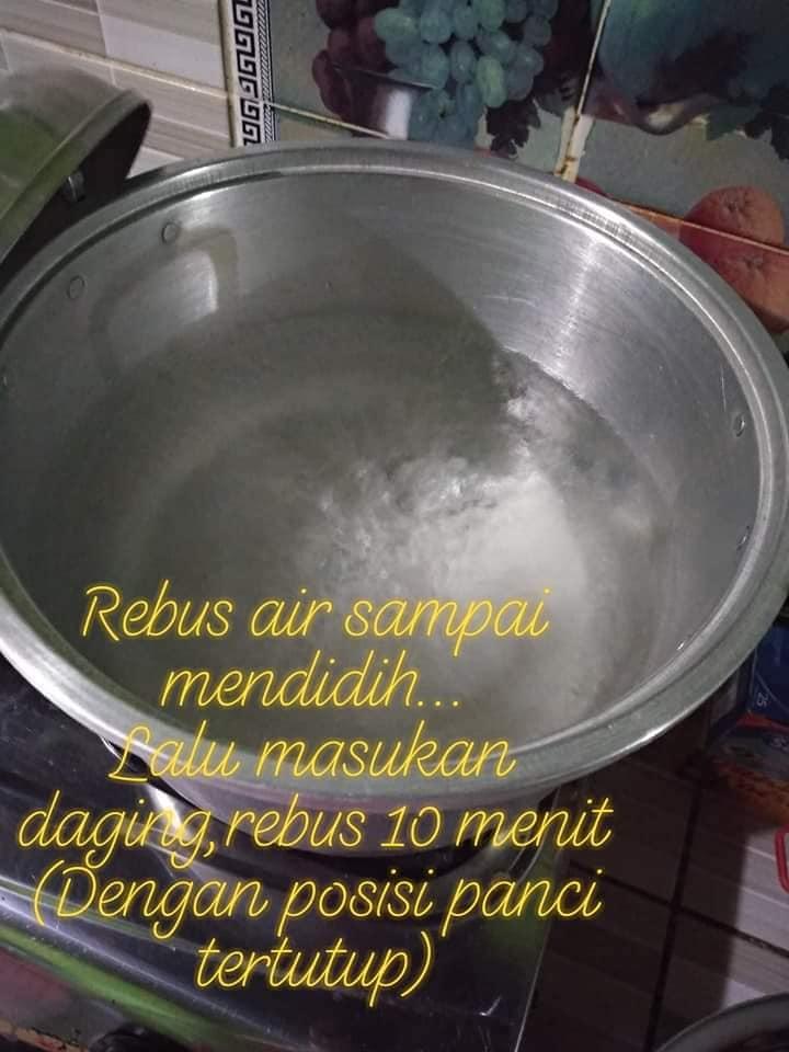 Metode 10 30 5 dalam memasak daging by Dewi Aisyah J 2