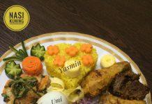 Nasi kuning by Fah Umi Yasmin