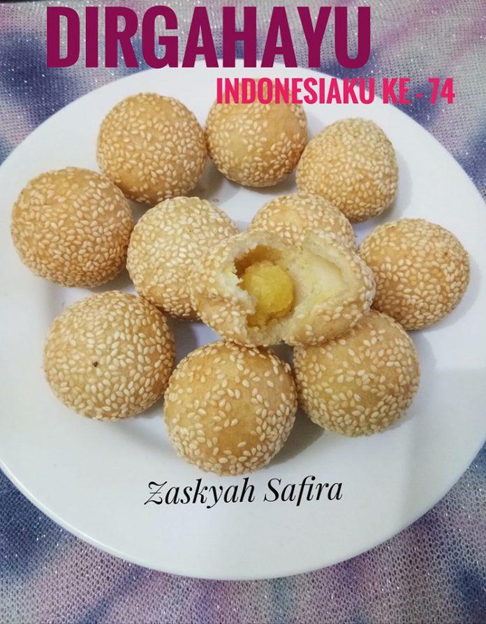 ONDE-ONDE by Zaskyah Safirah