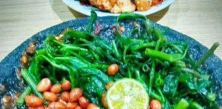 PLECING KANGKUNG A LA Dapur Enaak by Nat Ta Lya