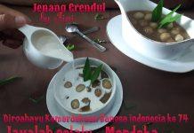 Resep JENANG GRENDUL by Aini Kholilah 1