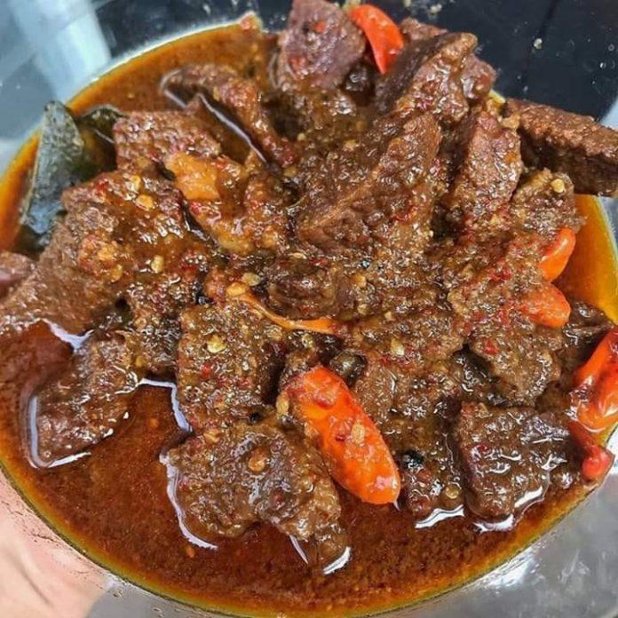 Resep daging sapi bumbu bali by Chikal