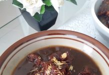 Resep krengsengan daging by Khori