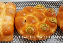 Roti manis by Eka Cahya Permana