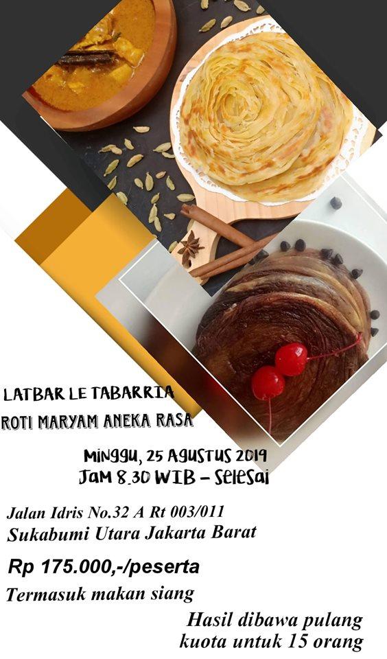 latbar Roti Maryam Le Tabarria