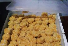 nugget sapi by Solichah