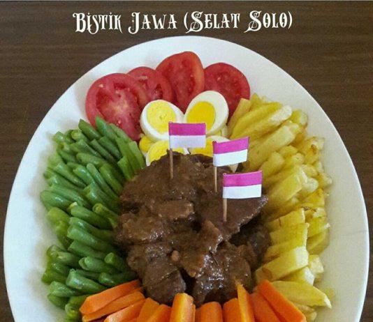 BISTIK JAWA ATAU SELAT SOLO by Febry Damayanti