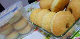 DONAT by Sitty Zumainah