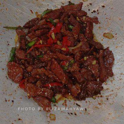 Daging Sapi Lada Hitam by Eliza Makkulau 1