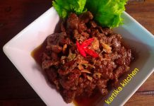 LAPIS DAGING by Tiek Metiara As'ad