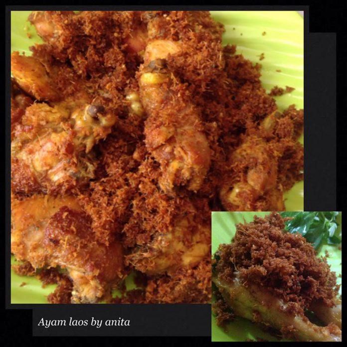 RESEP AYAM GORENG KALASAN ( REMPAH ) by Anita Indah Yani