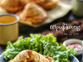 Tripuff keong by Rumah Kue Tenrilangi