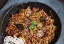 Ayam sisit bali ala bu'uu by Dian Pravitasari