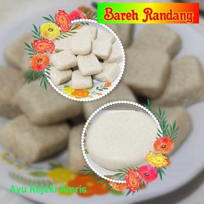 BAREH RANDANG by Ayu Rejeki Amris 1