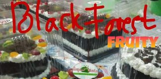 Black Forest fruity by KaSyafa