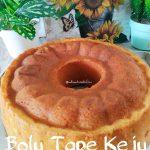 Bolu Tape Keju by Endang Cukitri