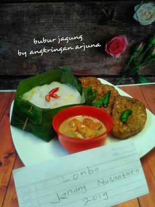Bubur jagung by Djum Ma Di